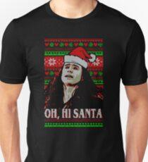 oh hi santa the disaster artist Unisex T-Shirt