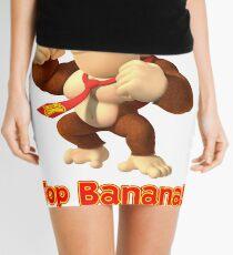 Top Banana Mini Skirt
