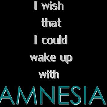 5SOS - Amnesia by AGirlDrummer