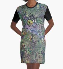 Lepidoptera 3 Graphic T-Shirt Dress