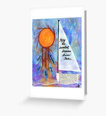 Sweet Dreams Shine Greeting Card