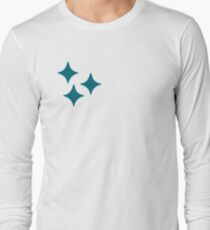 Shiny Pokemon Symbol Long Sleeve T-Shirt