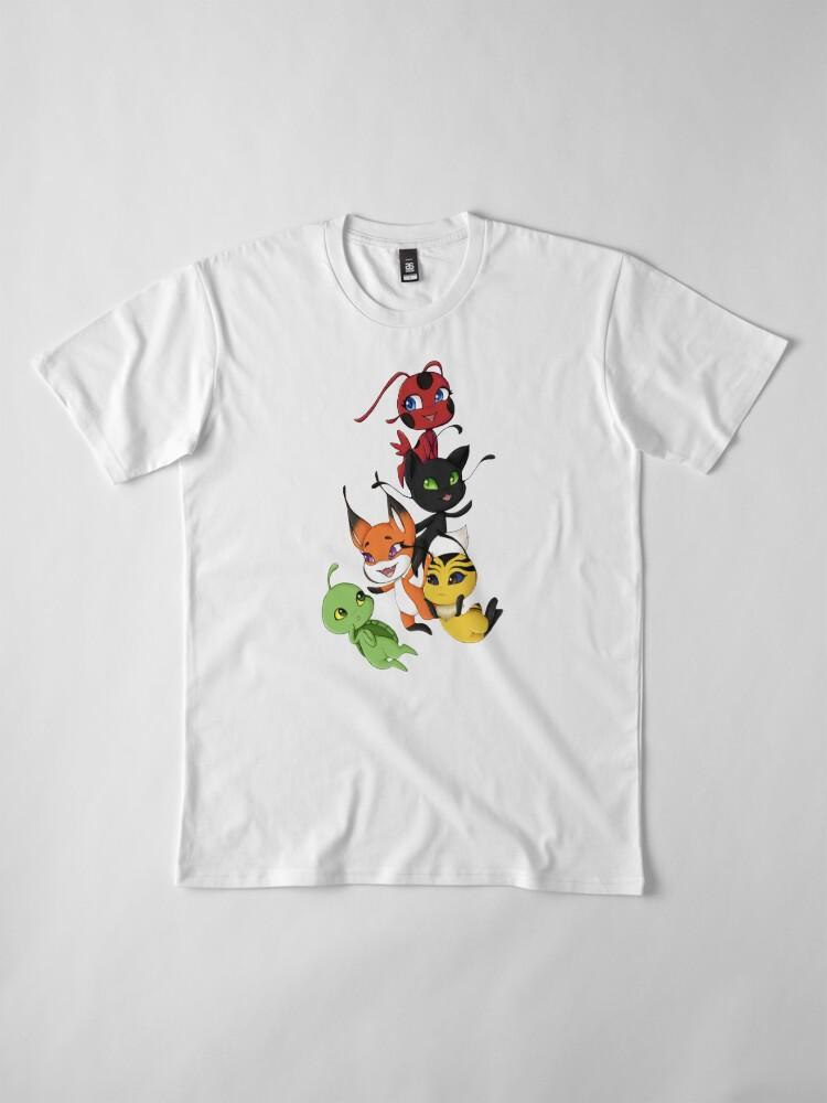 Alternative Ansicht von Kwamis Premium T-Shirt