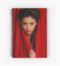 Vaudeville Spiral Notebook