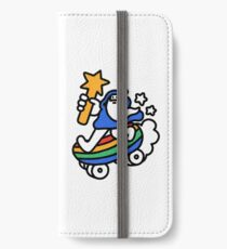 The Raddest Wizard of All Time iPhone Wallet/Case/Skin