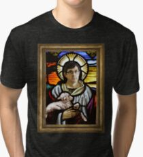 Saint Louis Theroux Christmas 2017 T-Shirt Tri-blend T-Shirt