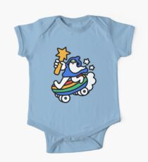 The Raddest Wizard of All Time Short Sleeve Baby One-Piece