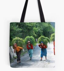 Hill Women Tote Bag