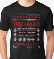 Die Hard 2018 Christmas Jumper Unisex T-Shirt