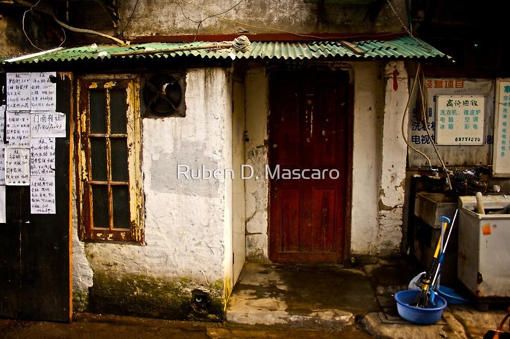 Entrance by Ruben D. Mascaro