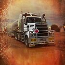 Fuel truck by JuliaKHarwood