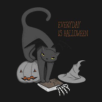 Jeder Tag ist Halloween von runcatrun