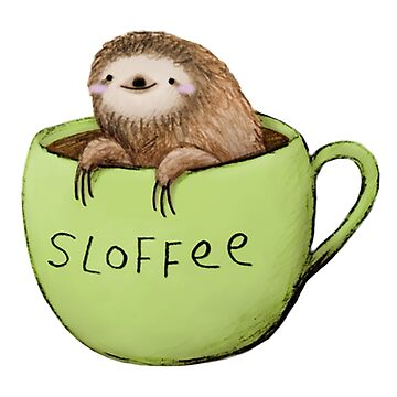 Sloffee by GiggleTees