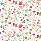 « Motif la plus jolie des fleurs » par Aurélie DEVE