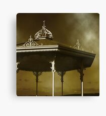 Bandstand St. Andrews Canvas Print