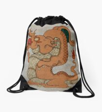 Maya Charizard Drawstring Bag
