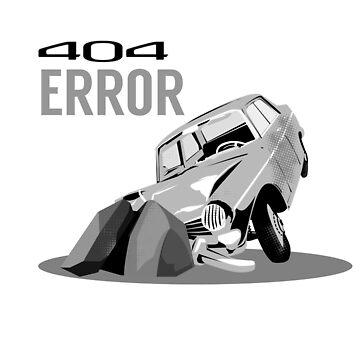 404 ERROR by alexMo
