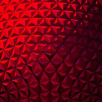 Red Geometry by JohnDalkin