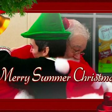 Nathan for You - Merry Summer Christmas  by georgeinthelife