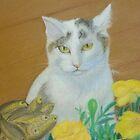 Cat (The Winner) by MariaSibireva