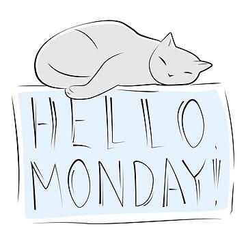 Einen schönen Montag, Cat von runcatrun