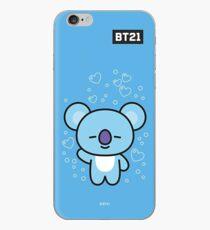 Vinilo o funda para iPhone Caja del teléfono BT21 - Koya