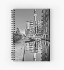 Birmingham Waterways Spiral Notebook