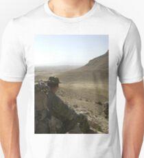 a historic Afghanistan landscape T-Shirt