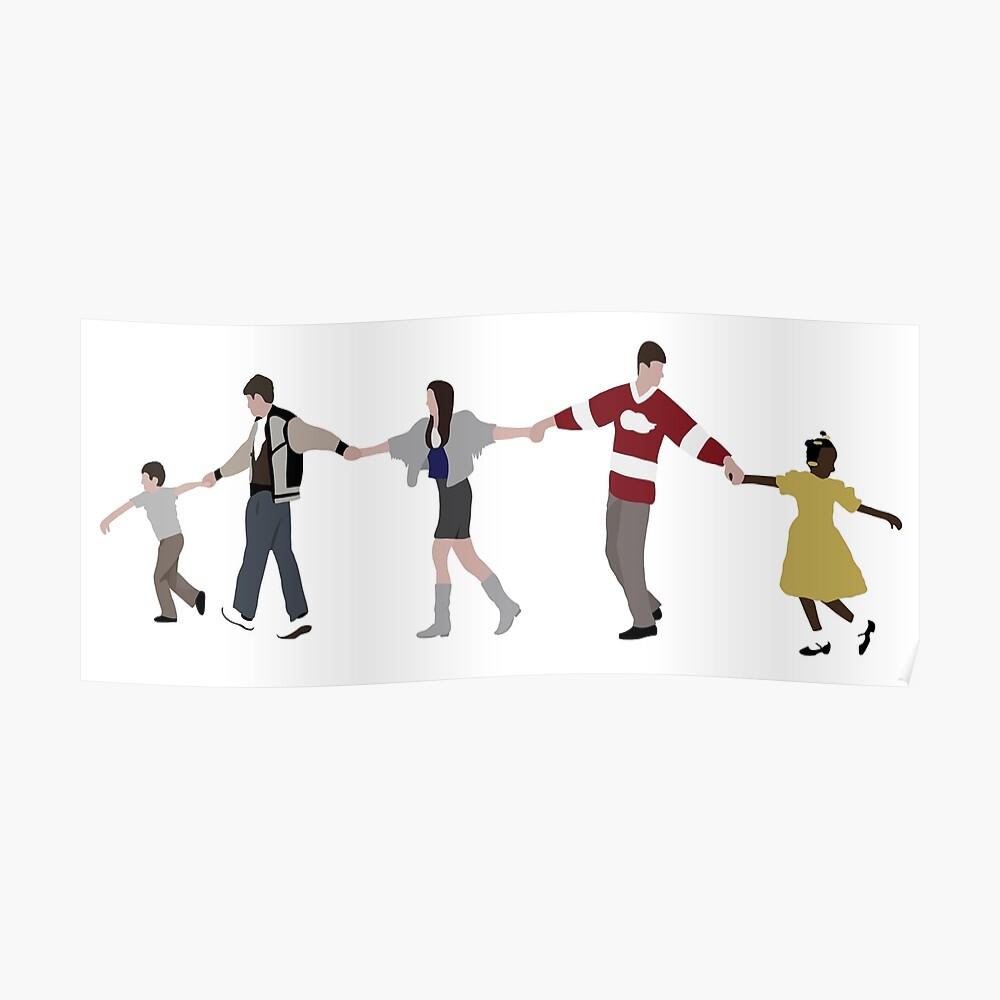 Ferris Bueller-Kette Poster