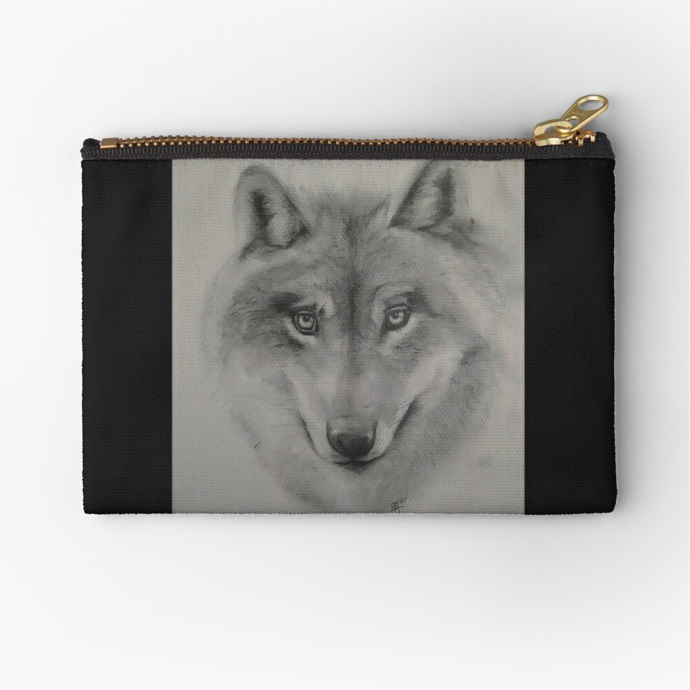 Pochette «A wolf is watching you !»