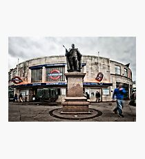 Tooting Broadway Tube Station Photographic Print