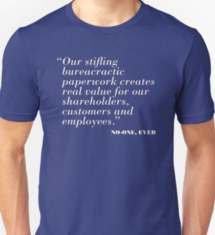 Bureacracy T-Shirt