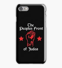 The Peoples Front of Judea iPhone Case/Skin