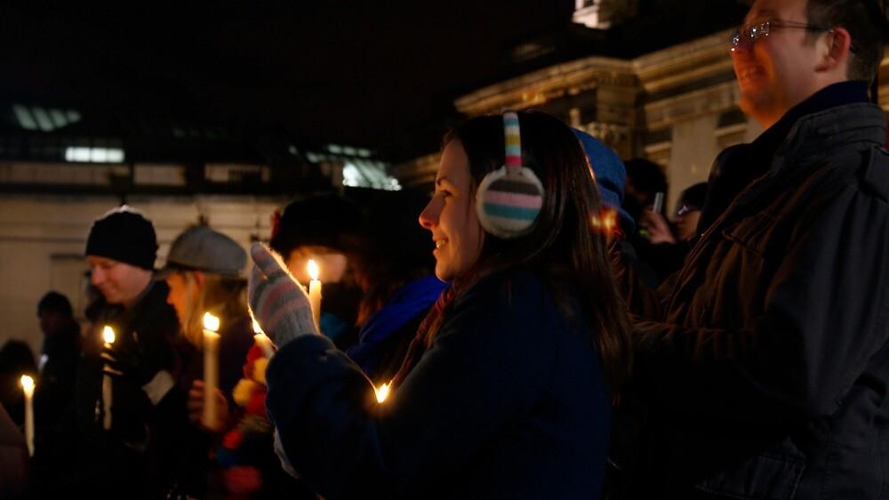 Carols by Candlelight by Samuel Fletcher