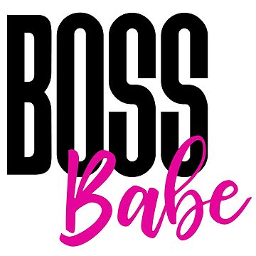 Funny Boss Babe Entrepreneur Success Goals Mom, Mother CEO Attitude Hustle by LoveAndSerenity