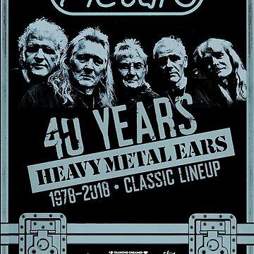 Picture - 40 years Heavy Metal Ears - 1978 - 2018 by janneman99