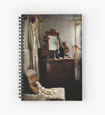 Ackerman's Cottage cameo No 2 ~ Hill End NSW Spiral Notebook