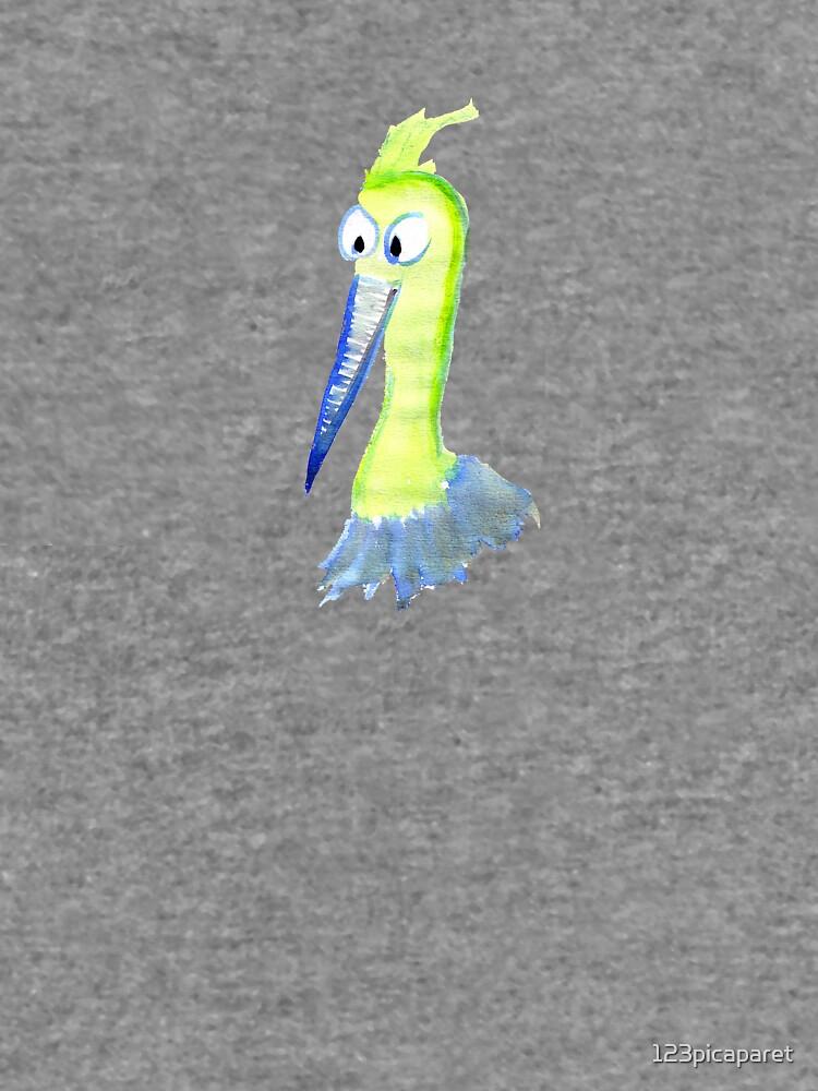 Birdy portrait by 123picaparet