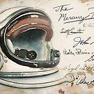 The Mercury 7 by Adrianna Allen