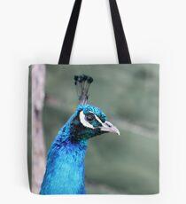 Proud as a Peacock Tote Bag