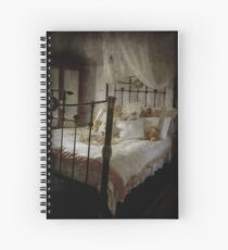 Ackerman's Cottage cameo No 3 ~ Hill End NSW Spiral Notebook
