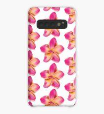 Plumeria flower Case/Skin for Samsung Galaxy