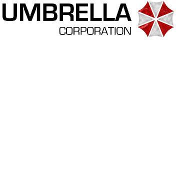 Umbrella Corps - Black text by Artificialx