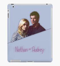 Nathan + Audrey iPad Case/Skin