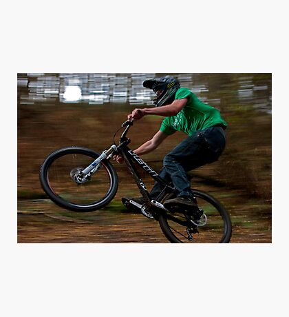 Yeti 2010 Dirt Jumper Photographic Print