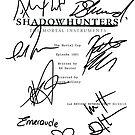 Shadowhunters Script by CapnMarshmallow