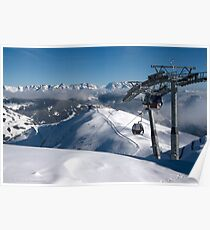 ON top of Europe Poster