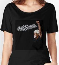 jual beli terkeren seger bob  shirt oke oke oke hebat euy Women's Relaxed Fit T-Shirt