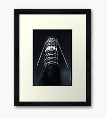 Tiara Framed Print