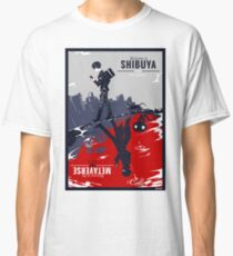 Shibuya/Metaverse Classic T-Shirt